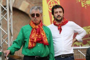 Bossi statista, allora cosa è Salvini? Rimpiangeremo lui e Berlusconi, dopo la Dc