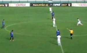 YOUTUBE Gol direttamente dal calcio di inizio