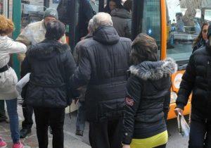 Mantova, passeggero sputa in faccia al conducente dell'autobus