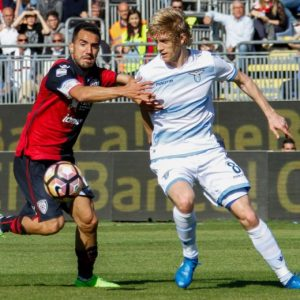 Cagliari-Lazio 0-0 pagelle, foto: Immobile-Keita non pungono