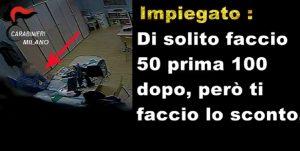 Chiede 100 euro per erogare bonus bebè, arrestato per concussione