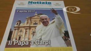 Carpi, suore (finte) fanno bagarinaggio per la visita di Papa Francesco