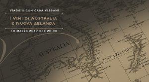 Viaggi a Casa Vissani, scopri i sapori dell'Australia e Nuova Zelanda: menù e prezzi