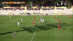 Catanzaro-Catania Sportube: streaming diretta live, ecco come vedere la partita
