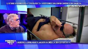 Max Cavallari, intervento di liposuzione in diretta tv da Barbara D'Urso