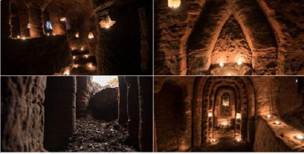 Templari. Cerca tana Bianconiglio, trova tempio di 700 anni fa FOTO