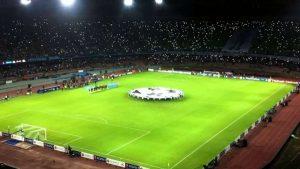 YOUTUBE Napoli, urlo Champions fa tremare il San Paolo