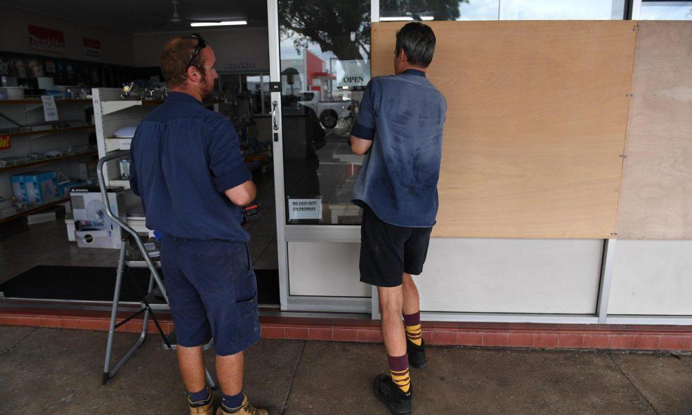 Australia:ciclone Debbie su costa Queensland,un ferito grave