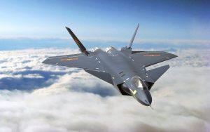 Cina potenzia armamenti: ecco il nuovo caccia J-20, aereo invisibile ai radar