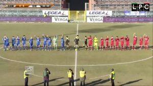 Como-Pistoiese Sportube: streaming diretta live, ecco come vedere la partita