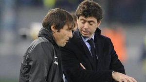 """Juve e ultras, Andrea Agnelli """"tira in ballo"""" Conte e i rapporti con la curva"""