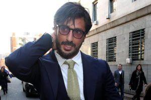 """Fabrizio Corona in tribunale cita papa Francesco: """"Fatemi smacchiare dai delitti"""""""