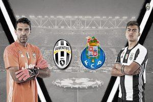 Juventus-Porto streaming RSI LA2, come vederla in diretta tv