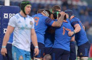 Rugby, Sei Nazioni: Italia-Francia 18-40 allo Stadio Olimpico