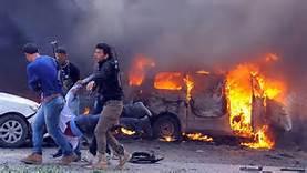 Attentato a Damasco