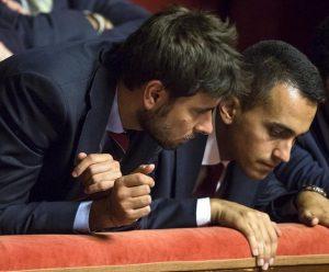 Governo M5S: Di Maio premier, Di Battista Interni, Di Stefano Esteri...