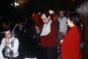 """Magistrati: nel '94 il 70% si fidava. Ora il 69% di italiani pensa che """"fanno politica"""""""