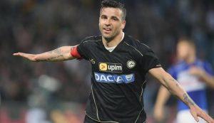"""Antonio Di Natale: """"Ecco perché non giocavo quasi mai col Napoli"""""""