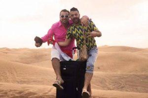 """Pio e Amedeo arrestati ad Abu Dhabi: """"Ci siamo c**ati addosso"""""""