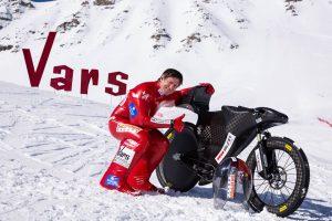 YOUTUBE Eric Barone, nuovo record: veloce come una Ferrari sulla pista innevata