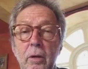 Eric Clapton (foto Ansa)