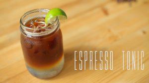 Espresso Tonic, il drink che sta spopolando negli Usa