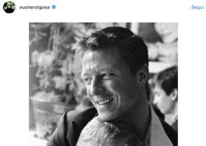 Eva Herzigova si sposa con l'imprenditore Gregorio Marsiaj