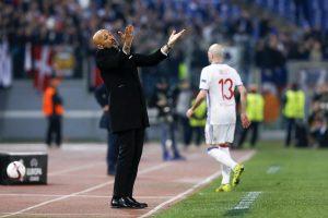 """Roma-Lione, Luciano Spalletti: """"Meritavamo di passare il turno"""""""