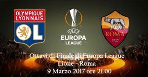 Lione-Roma streaming live TV8, come vederla in diretta su Pc
