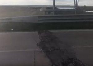 """Foggia, ponte oscilla: """"Dopo A14 non vogliamo altre tragedie"""""""