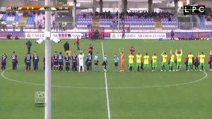 Fondi-Taranto Sportube: streaming diretta live, ecco come vedere la partita