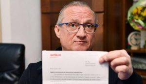 Antonio Forchione. La Oerlikon ritira il licenziamento operaio reduce da trapianto