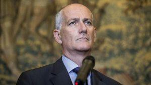 """Franco Gabrielli, Carabinieri e Finanza assenti alla cerimonia: """"Caduta di stile"""""""