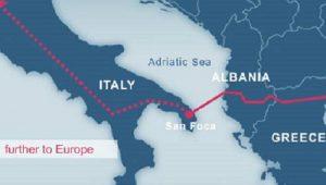 Gasdotto Adriatico in Salento, sì del Consiglio di Stato: respinto l'appello della Regione Puglia