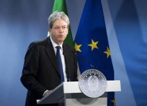 """Gentiloni parlerà al Lingotto: """"Con Renzi più forza a Pd per futuro Italia"""""""