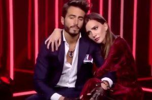 YOUTUBE Gf Spagna, scollatura non regge esultanza della modella Aylen Milla