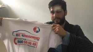 Gianluca Cigna difende compagno di squadra da insulti razzisti: picchiato