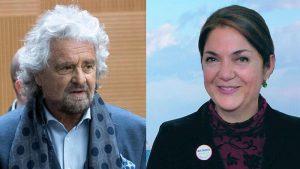 M5S Genova: Grillo e Di Battista indagati per diffamazione dopo querela di Marika Cassimatis