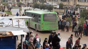 Homs, Siria, sgombero dei ribelli anti Assad, fine del disastro Obama-Clinton
