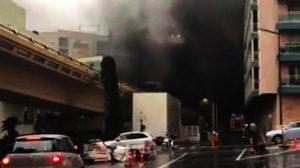 Montecaralo caos: incendio all'Hotel Fairmont e rapina da Cartier. Paura Isis...