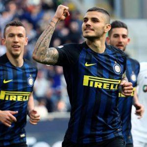 Inter-Atalanta 7-1, Icardi (VIDEO): cucchiaio su rigore e tripletta