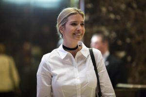 Ivanka Trump assunta da papà Donald: sarà assistente speciale del presidente