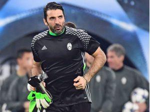 """Gigi Buffon: """"Non smetto finché non vinco la Champions League"""""""