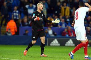 Leicester-Siviglia 2-0 highlights Champions, inglesi ai quarti
