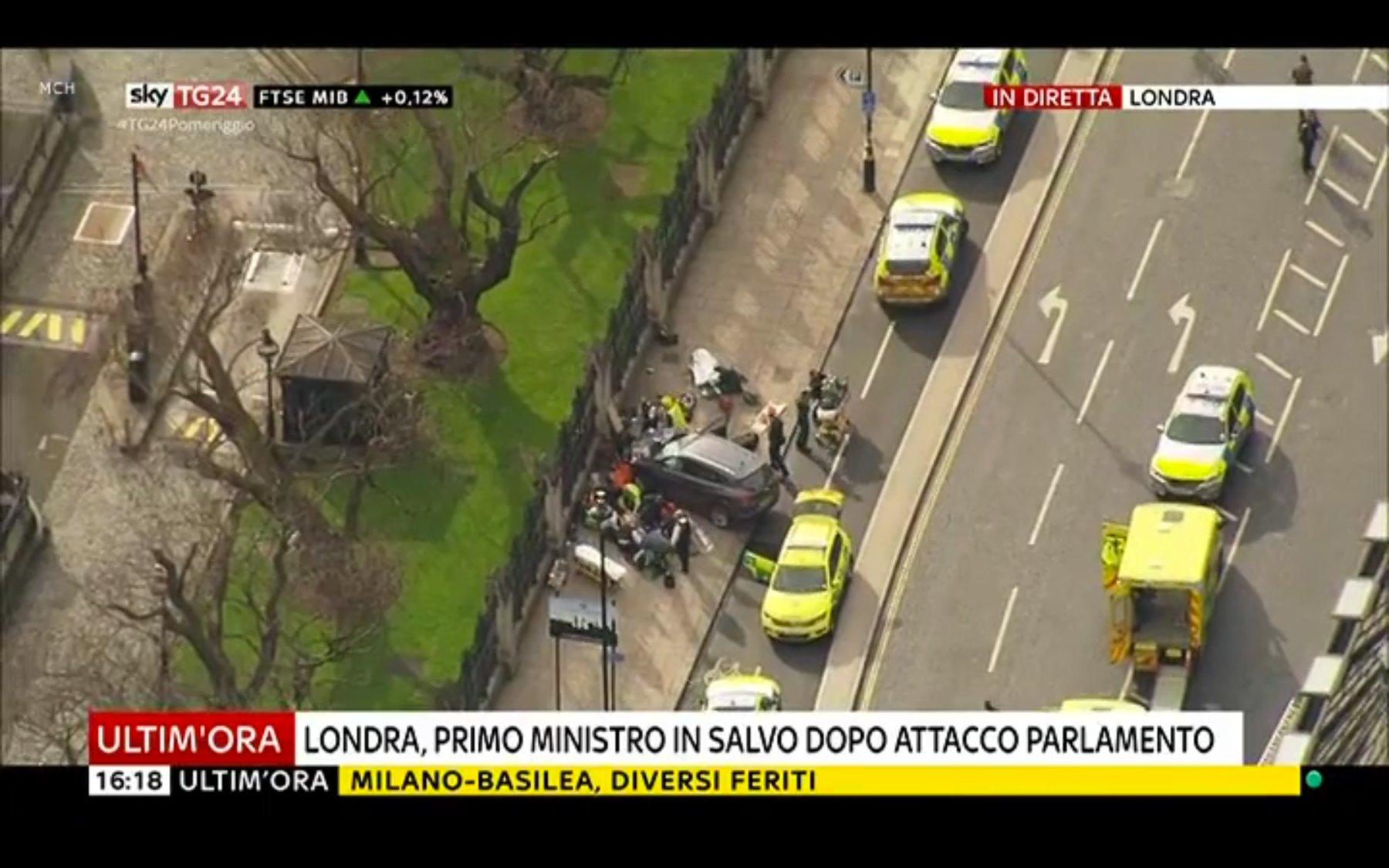 Attentato terroristico di Londra: ultime notizie, si aggrava il bilancio