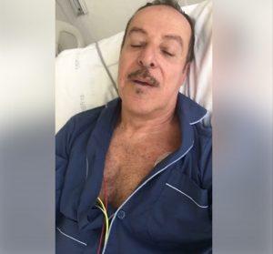 """Infarto Massimo Lopez: attore posta VIDEO: """"Pericolo passato"""""""
