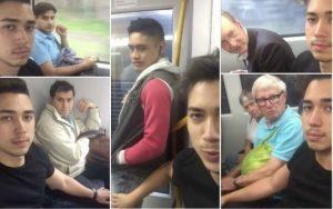 VIDEO Esperimento sui mezzi pubblici: ragazzo tocca gambe a uomini e loro...