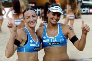 Greta Cicolari e Marta Menegatti: da duo campione di beach al processo per stalking
