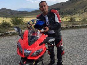 Mauro Guerini: muore in moto a 39 anni: organi donati a nove persone