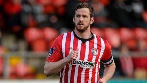 Ryan McBride trovato morto in casa, il capitano del Derry City aveva 27 anni